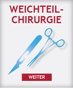 Schwerpunkt Weichteil - Chirurgie